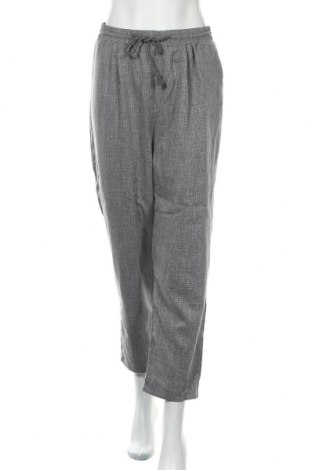 Дамски панталон Pretty Little Thing, Размер XL, Цвят Сив, 90% полиестер, 10% еластан, Цена 11,03лв.
