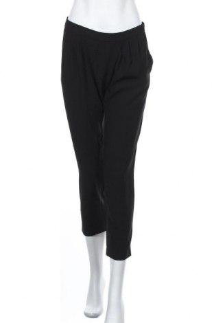 Дамски панталон Promod, Размер S, Цвят Черен, Цена 6,04лв.