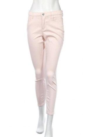 Дамски панталон R Jeans by Rinascimento, Размер M, Цвят Розов, 71% памук, 27% полиестер, 2% еластан, Цена 25,20лв.
