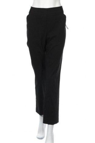 Дамски панталон Reitmans, Размер L, Цвят Черен, 73% вискоза, 24% полиамид, 3% еластан, Цена 11,03лв.