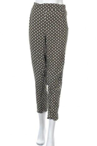 Дамски панталон Reitmans, Размер XXL, Цвят Зелен, Вискоза, Цена 21,95лв.