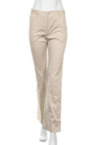 Дамски панталон Rene Lezard, Размер S, Цвят Бежов, 96% памук, 4% еластан, Цена 21,60лв.