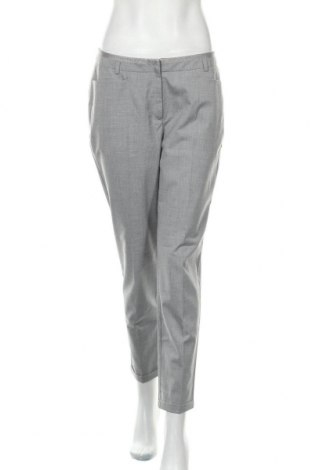 Дамски панталон St.Emile, Размер M, Цвят Сив, 69% полиестер, 29% вискоза, 2% еластан, Цена 48,24лв.