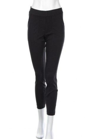 Γυναικείο παντελόνι Tchibo, Μέγεθος M, Χρώμα Μαύρο, 77% βισκόζη, 20% πολυαμίδη, 3% ελαστάνη, Τιμή 18,02€