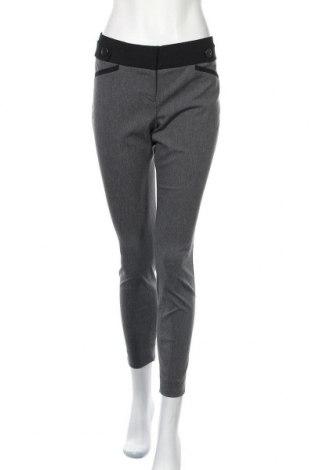 Дамски панталон The Limited, Размер M, Цвят Сив, 54% полиестер, 22% вискоза, 21% полиамид, 3% еластан, Цена 27,30лв.
