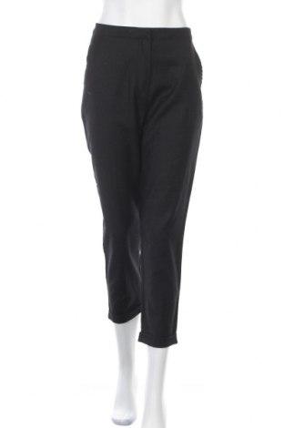 Дамски панталон Tigha, Размер L, Цвят Черен, Вълна, Цена 84,74лв.