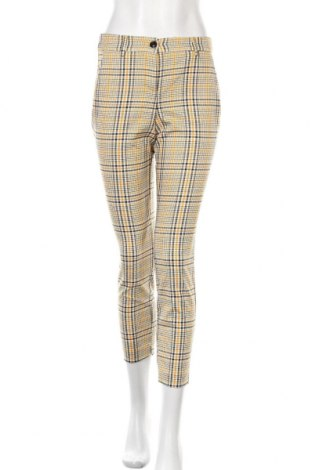 Дамски панталон Tom Tailor, Размер XS, Цвят Многоцветен, 65% полиестер, 33% вискоза, 2% еластан, Цена 27,93лв.