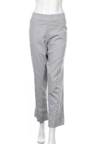 Γυναικείο παντελόνι W. Lane, Μέγεθος XL, Χρώμα Γκρί, Βαμβάκι, πολυαμίδη, ελαστάνη, Τιμή 12,99€