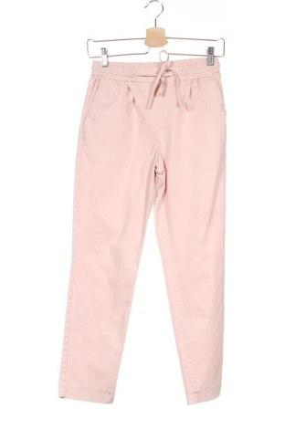 Γυναικείο παντελόνι Zara Trafaluc, Μέγεθος XS, Χρώμα Ρόζ , Τιμή 19,12€