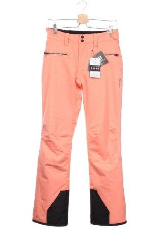 Дамски панталон за зимни спортове Brunotti, Размер XS, Цвят Розов, Полиестер, Цена 134,25лв.