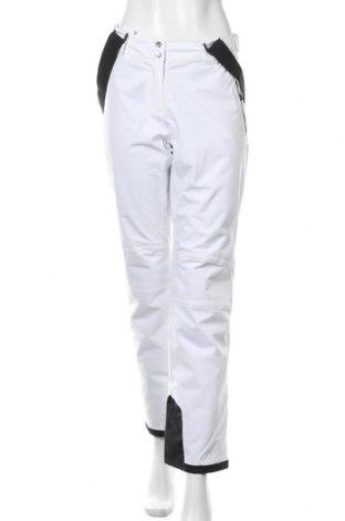 Дамски панталон за зимни спортове Dare 2B, Размер M, Цвят Бял, Полиестер, Цена 34,40лв.