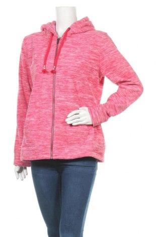 Дамски поларен суичър S.Oliver, Размер L, Цвят Розов, 100% полиестер, Цена 59,25лв.