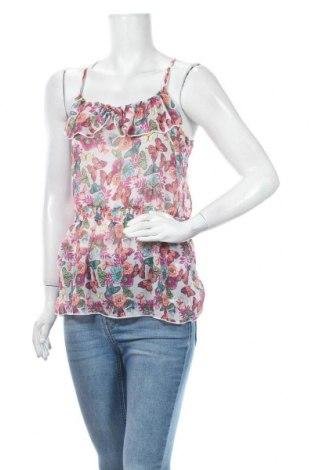 Γυναικείο αμάνικο μπλουζάκι, Μέγεθος S, Χρώμα Πολύχρωμο, Πολυεστέρας, Τιμή 11,04€