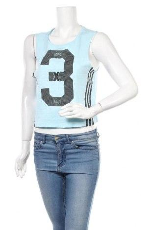 Дамски потник Adidas Neo, Размер S, Цвят Син, Цена 11,70лв.