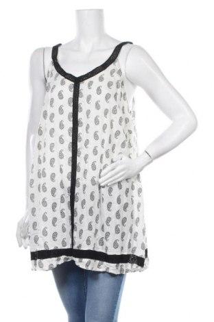 Γυναικείο αμάνικο μπλουζάκι Autograph, Μέγεθος XL, Χρώμα Λευκό, Βισκόζη, Τιμή 19,32€