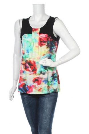 Γυναικείο αμάνικο μπλουζάκι Charles Vogele, Μέγεθος M, Χρώμα Πολύχρωμο, 95% βισκόζη, 5% ελαστάνη, Τιμή 3,18€