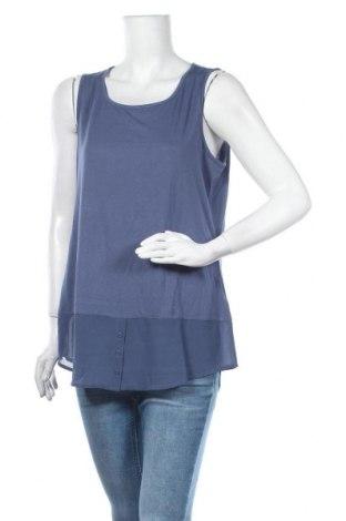 Γυναικείο αμάνικο μπλουζάκι Charles Vogele, Μέγεθος M, Χρώμα Βιολετί, 95% βισκόζη, 5% ελαστάνη, Τιμή 9,94€