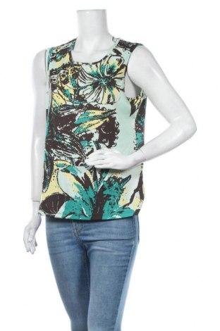 Γυναικείο αμάνικο μπλουζάκι Charles Vogele, Μέγεθος M, Χρώμα Πολύχρωμο, Πολυεστέρας, Τιμή 7,17€