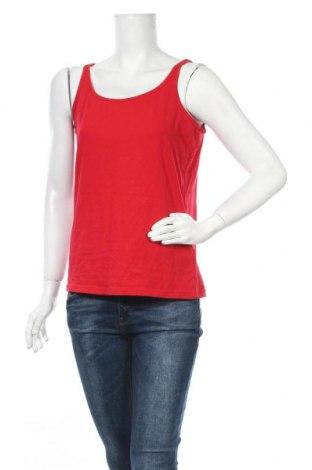 Дамски потник Colours Of The World, Размер M, Цвят Червен, 96% памук, 4% еластан, Цена 6,14лв.