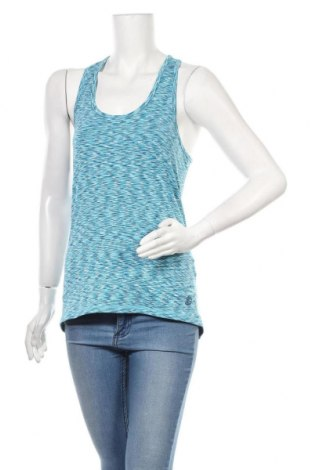 Γυναικείο αμάνικο μπλουζάκι Energetics, Μέγεθος M, Χρώμα Μπλέ, 92% πολυεστέρας, 8% ελαστάνη, Τιμή 8,31€
