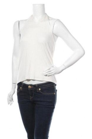 Dámské tilko  Massimo Dutti, Velikost M, Barva Krémová, 100% lyocell, Cena  298,00Kč