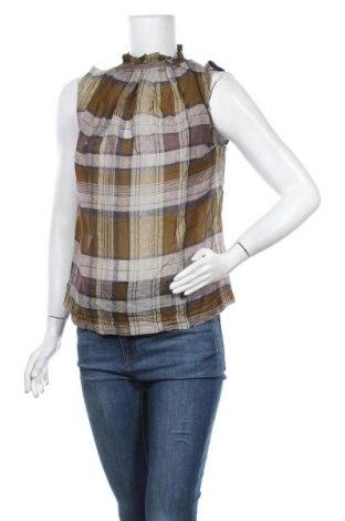 Γυναικείο αμάνικο μπλουζάκι More & More, Μέγεθος S, Χρώμα Πολύχρωμο, Τιμή 11,04€