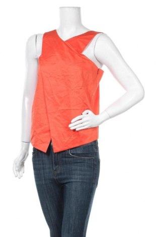 Дамски потник Mtwtfss Weekday, Размер S, Цвят Оранжев, Полиестер, Цена 11,60лв.