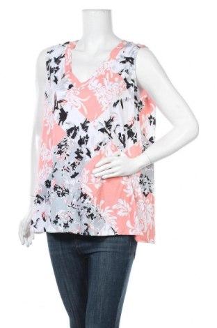 Γυναικείο αμάνικο μπλουζάκι Suzanne Grae, Μέγεθος XL, Χρώμα Πολύχρωμο, Βαμβάκι, Τιμή 3,90€