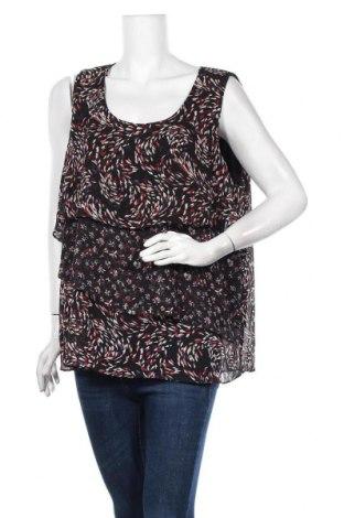 Γυναικείο αμάνικο μπλουζάκι Suzanne Grae, Μέγεθος XL, Χρώμα Πολύχρωμο, Πολυεστέρας, Τιμή 9,38€