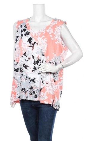 Γυναικείο αμάνικο μπλουζάκι Suzanne Grae, Μέγεθος XXL, Χρώμα Πολύχρωμο, Βαμβάκι, Τιμή 9,35€