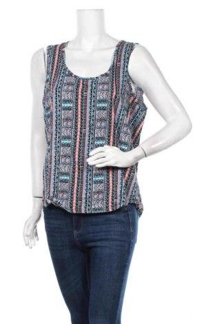 Γυναικείο αμάνικο μπλουζάκι Suzanne Grae, Μέγεθος XL, Χρώμα Πολύχρωμο, Βαμβάκι, Τιμή 5,20€