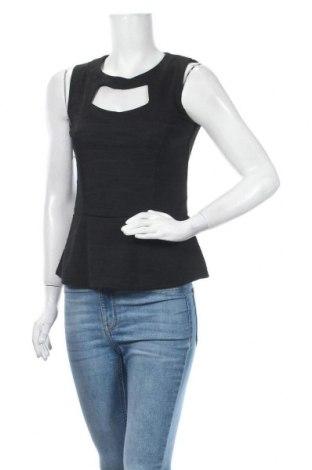 Γυναικείο αμάνικο μπλουζάκι Tout Feu Tout Femme, Μέγεθος M, Χρώμα Μαύρο, Τιμή 11,04€