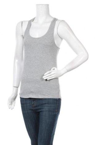 Γυναικείο αμάνικο μπλουζάκι Urban Classics, Μέγεθος M, Χρώμα Γκρί, 85% βαμβάκι, 10% βισκόζη, 5% ελαστάνη, Τιμή 10,39€