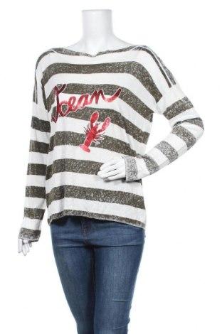 Pulover de femei Comma,, Mărime L, Culoare Alb, 50% in, 50% viscoză, Preț 127,30 Lei