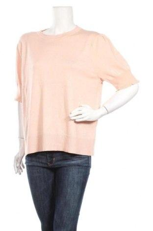 Γυναικείο πουλόβερ Oasis, Μέγεθος XXL, Χρώμα Ρόζ , 81% βισκόζη, 19% πολυεστέρας, Τιμή 21,65€
