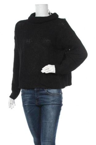 Дамски пуловер V by Very, Размер M, Цвят Черен, 80% акрил, 20% полиестер, Цена 16,52лв.