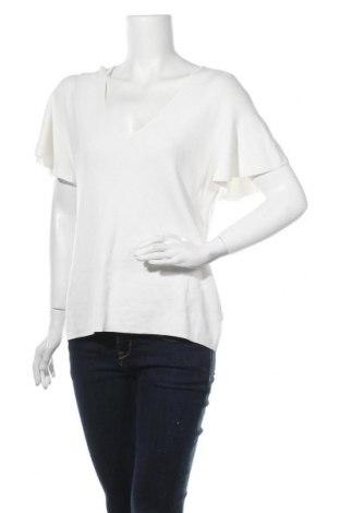 Γυναικείο πουλόβερ Witchery, Μέγεθος L, Χρώμα Λευκό, 65% βισκόζη, 35% πολυαμίδη, Τιμή 25,40€