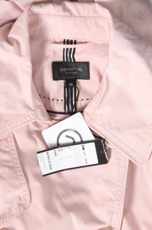 Дамски шлифер Comma,, Размер L, Цвят Розов, Полиестер, Цена 164,25лв.