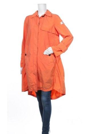 Дамски шлифер Peuterey, Размер L, Цвят Оранжев, Полиамид, Цена 202,94лв.