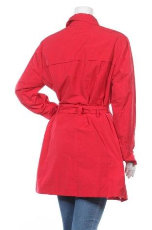 Дамски шлифер S.Oliver, Размер XL, Цвят Червен, Полиестер, Цена 171,75лв.