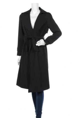 Дамски шлифер S.Oliver, Размер M, Цвят Черен, Полиестер, Цена 104,25лв.