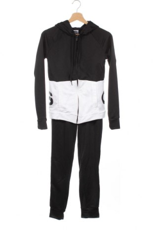 Dámský sportovní komplet  Adidas, Velikost XS, Barva Černá, 88% polyester, 12% elastan, Cena  1894,00Kč
