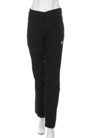 Γυναικείο αθλητικό παντελόνι Polarino, Μέγεθος M, Χρώμα Μαύρο, 92% πολυαμίδη, 8% ελαστάνη, Τιμή 15,85€