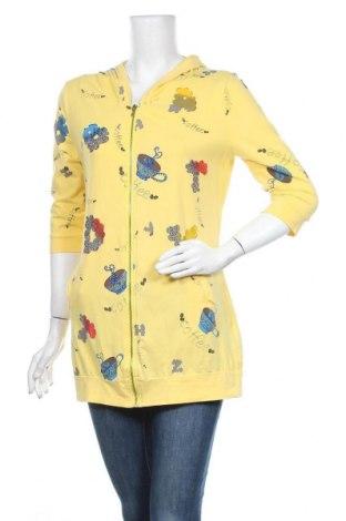 Дамски суичър, Размер M, Цвят Жълт, Цена 18,90лв.