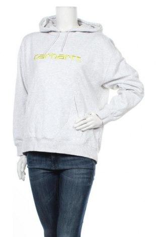 Дамски суичър Carhartt, Размер M, Цвят Сив, Цена 94,17лв.