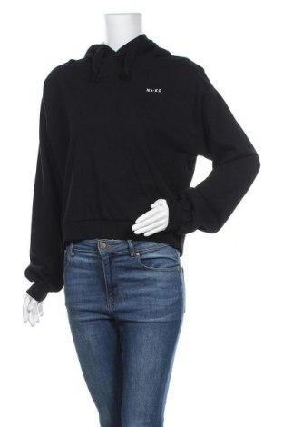Γυναικείο φούτερ Na-Kd, Μέγεθος L, Χρώμα Μαύρο, Βαμβάκι, Τιμή 16,12€