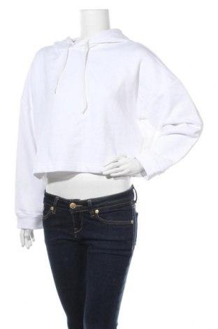 Γυναικείο φούτερ Na-Kd, Μέγεθος M, Χρώμα Λευκό, 78% βαμβάκι, 22% πολυεστέρας, Τιμή 18,93€