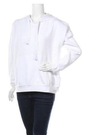 Γυναικείο φούτερ Review, Μέγεθος XL, Χρώμα Λευκό, 70% πολυεστέρας, 30% βισκόζη, Τιμή 17,54€