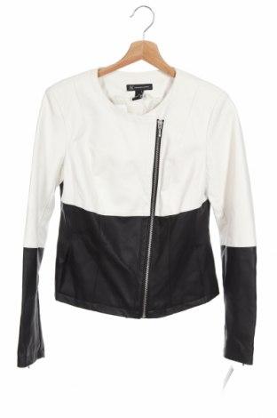 Γυναικείο δερμάτινο μπουφάν INC International Concepts, Μέγεθος XS, Χρώμα Λευκό, Δερματίνη, Τιμή 86,16€