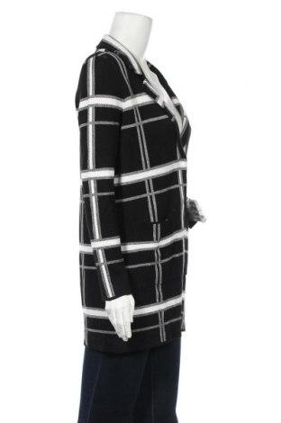 Дамско палто Comma,, Размер S, Цвят Черен, 81% вискоза, 19% полиамид, Цена 171,75лв.